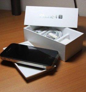 iPhone 4s (32gb) новый