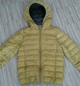 Куртка демисезонная zara boys collection