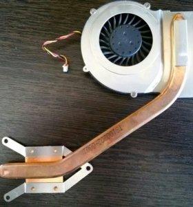 Кулер процессора ноутбука