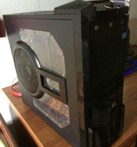 Игровой компьютер. 4 ядра, 8гб ОЗУ.