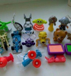 Киндер игрушки в ассортименте