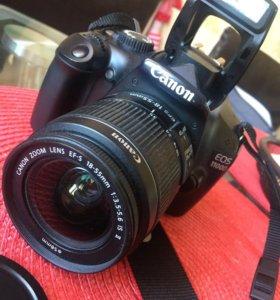 Продаётся зеркальный фотоаппарат