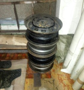 Комплект дисков R14