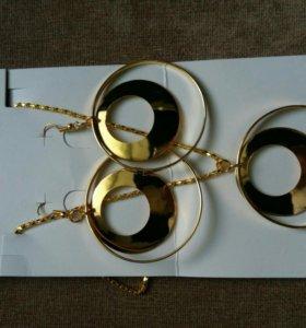 Набор украшений 2 кольца