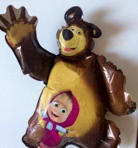Шарик Маша и медведь 🐻