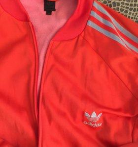 Adidas кофта xl толстовка