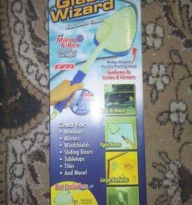 Щетка для мытья окон Глас Визард (Glass Wizard)