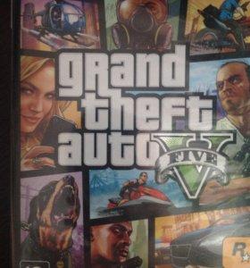 Grand Theft Auto V Xbox 360лицензия