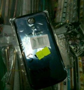 крышка оригинальная Samsung s4 i9500