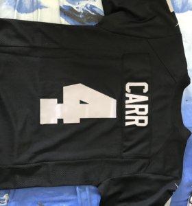 Новая хоккейная футболка Nike