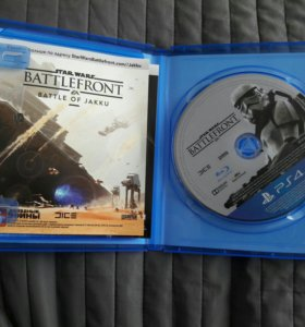 Игра для PS4 Star Wars Battlefront