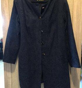 Пиджак -пальто