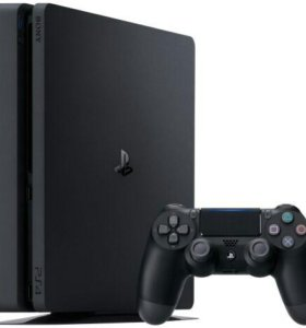 Новая PlayStation 4 Slim 1Tb (CUH-2016B)