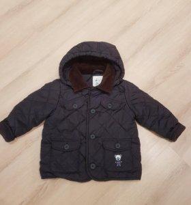 Куртка д/с для мальчика на 2 года