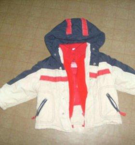 Курточки демисезонные