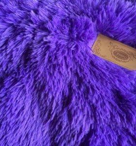 Плед/покрывало - фиолетовый