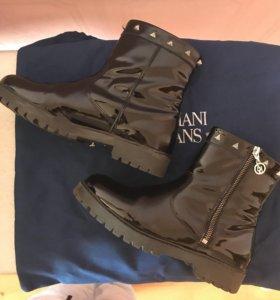 Сапоги Armani Jeans