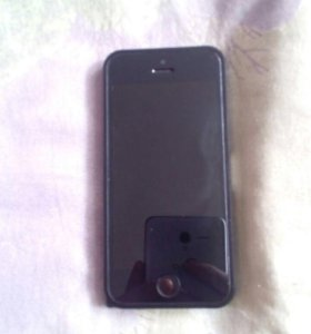 iPhone 5 s 16gb Space gray