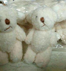 Плюшевые мишки