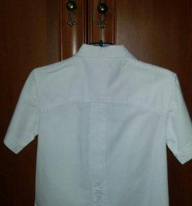 Рубашка на мальчика,128-134см