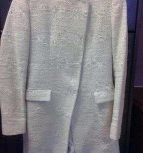 Пальто тренч Zara