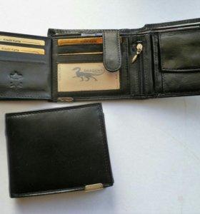 Кожаный кошелёк/портмоне, Германия