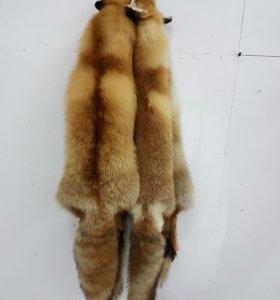 Продам шкурку лисы