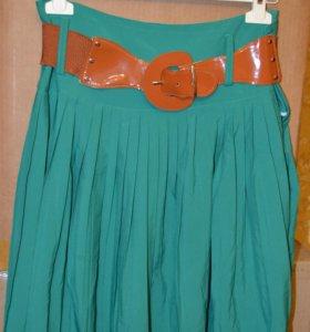 Модная летняя юбка