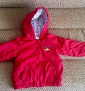 Весенне-Осенняя куртка для мальчика