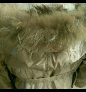 Курточка с шапкой
