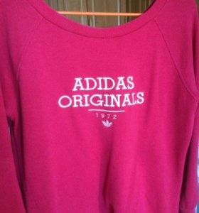 Свитшот кофта Adidas originals