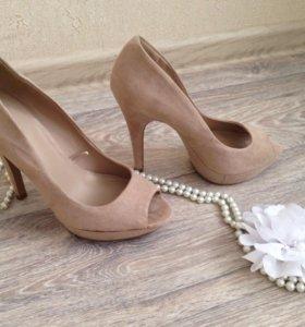 Туфли женские Mango размер 36