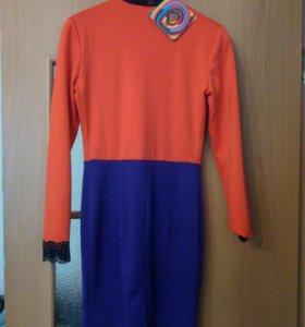 Платье новое, размер 42-44