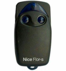 Пульт для шлагбаума и ворот NIce Flor-s 2
