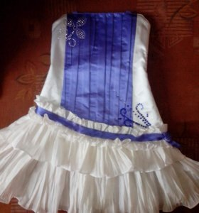 Платье на выпускной детский сад