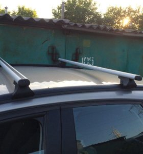 Багажник на крышу BMW X3 X5 X1 и др.