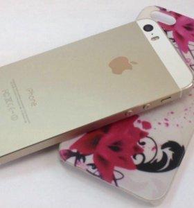 iPhone 5s на 16 gb оригинальный