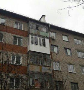 Балконы.Остекление