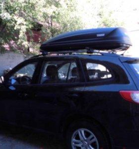 Багажник Hyundai Santa Fe вкл.Тагаз