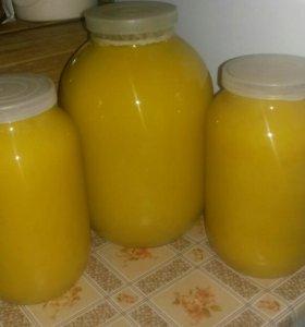 Мёд разнотравье.