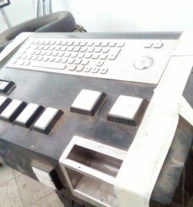 Анти ван дальняя клавиатура