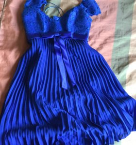 Платье новое вечернее