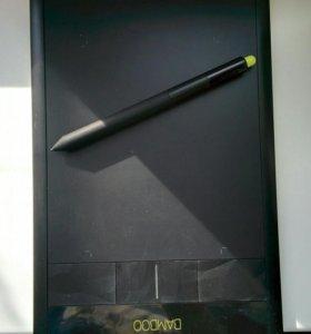 Графический планшет wacom bamboo pen and touch