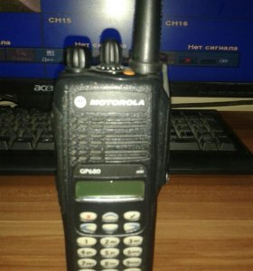 Радиостанция Motorola GP680