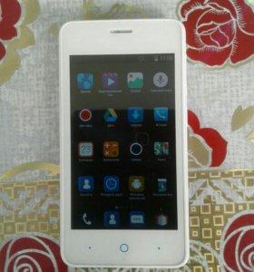 Телефон ZTE blade A3 модель ZTE T220 версия 4.4.2