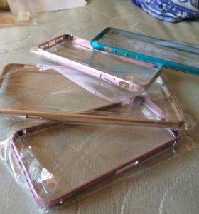 iPhone Алю  бамперы