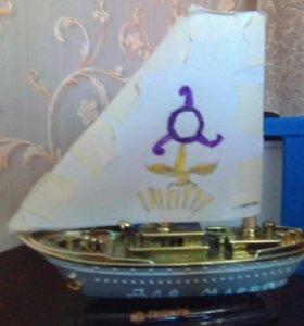 Игрушечный Кораблик(5+)