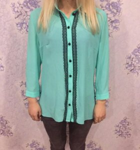 Новая Блуза-Рубашка