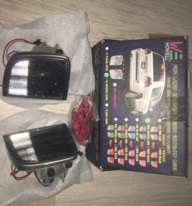 Противотуманные фонари LC200