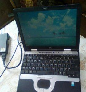 Ноутбук Hp compaq nc4010